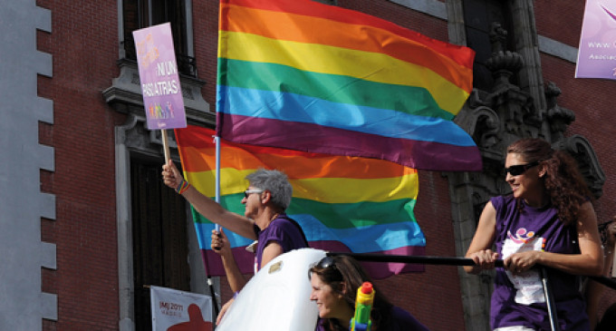 De la liberación homosexual al Orgullo gay