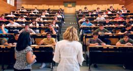 El gasto público universitario en España cae a niveles de 2006