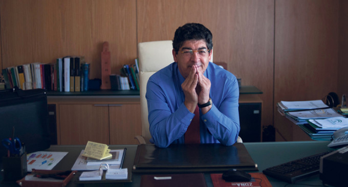 """Diego Valderas: """"Si dejamos de pagar la deuda, esto no salvaría la situación"""""""