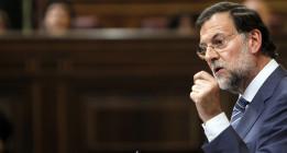 Rajoy vuelve a sacar el hacha