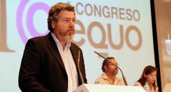 Equo cierra su primer congreso con Islandia como modelo