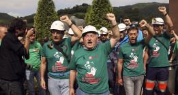 Cargos rebeldes del PP defienden la lucha minera