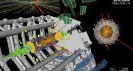 El CERN halla una partícula consistente con el bosón de Higgs