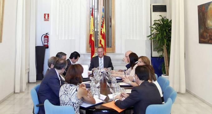 La oposición clama contra la petición de rescate de la Comunidad Valenciana