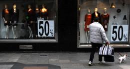 La huelga de consumo se suma al parón laboral contra los recortes