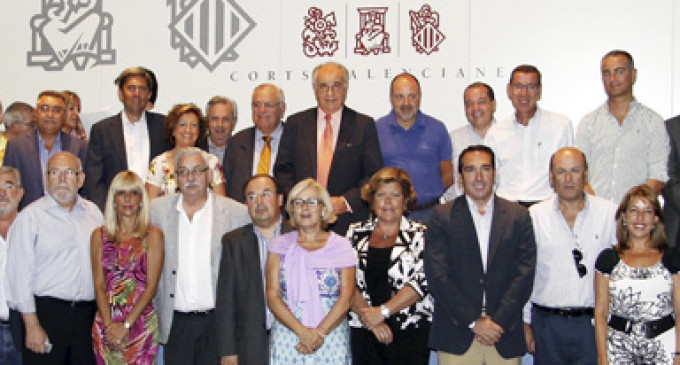 """Los imputados del PP son ya la tercera """"fuerza política"""" en Valencia"""