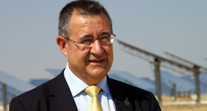 """Luis Crespo, presidente de Estela Solar: """"La moratoria pone en riesgo el liderazgo internacional de España"""""""