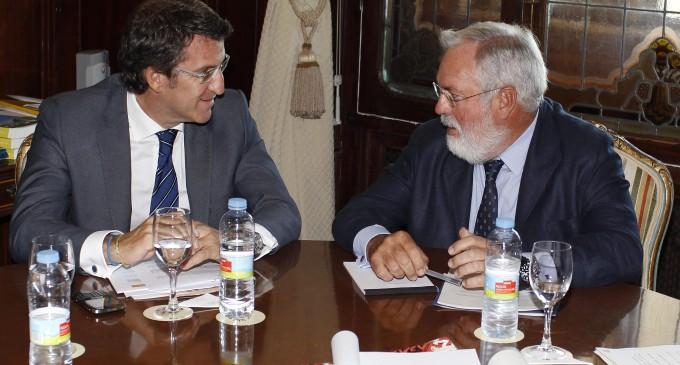 Feijoo adelanta las elecciones ante el miedo de Rajoy a perder Galicia