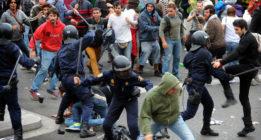 Interior indemniza con 750 euros a una mujer agredida a porrazos por antidisturbios