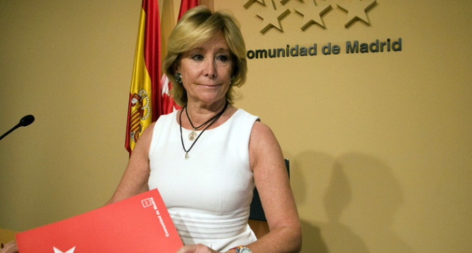 """Aguirre acusa a Carmena de querer acabar con la """"democracia tal y como la conocemos"""""""
