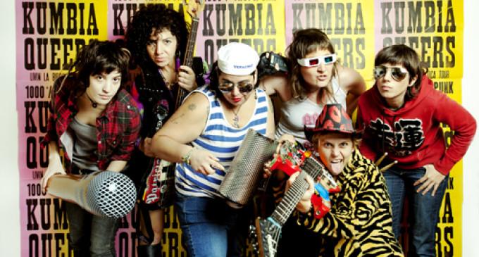 La Kumbia Queers traen a Madrid a su mestizo de cumbia y punk