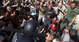 Cataluña usa legislación antiterrorista para investigar a autores de disturbios