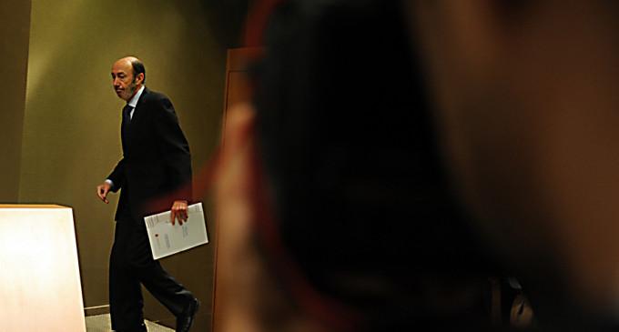 """Rubalcaba defiende que la Constitución """"no es inmutable"""""""