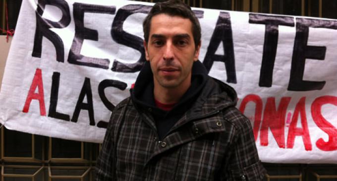 """""""Los desahuciados españoles no protestan por vergüenza"""""""