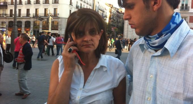 Lina no puede pedir justicia para su hijo en Sol