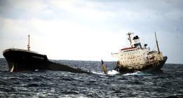 """Arranca el juicio de los 'hilitos de plastilina' y del barco que """"jodió"""" la costa"""