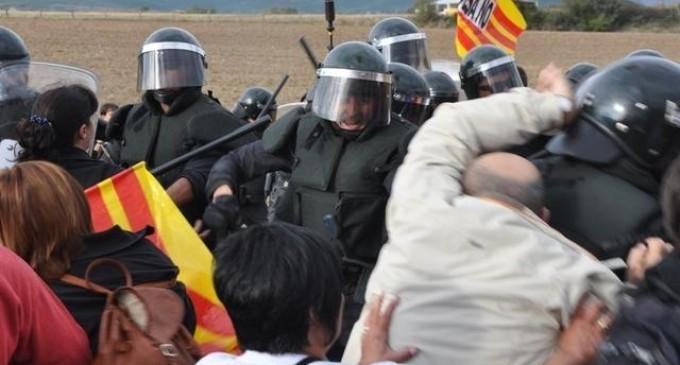 Artieda, la 'aldea gala' de Aragón, resiste contra la expropiación de sus tierras