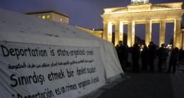 Los refugiados se rebelan por sus derechos en Alemania
