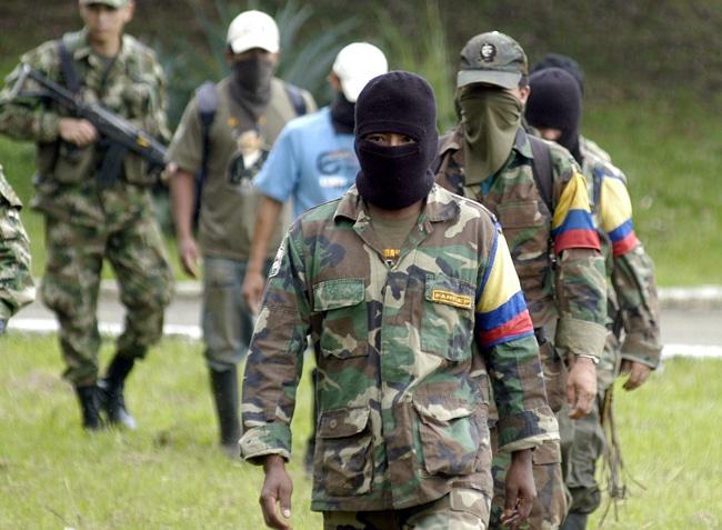 Guerrilleros de las FARC I La Marea