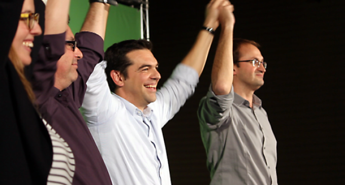"""El líder de Syriza llama a la unidad de los pueblos para frenar la """"barbarie"""" neoliberal"""