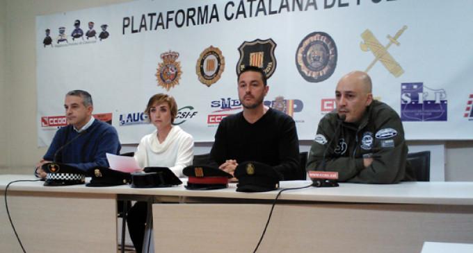 Las policías catalanas apuntan a sus cargos políticos