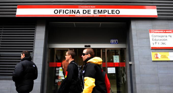 En los tres primeros meses de 2014 se destruyeron 184.600 empleos