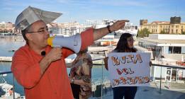 """La prensa internacional participa hoy en la """"Ruta del despilfarro"""" de Valencia"""