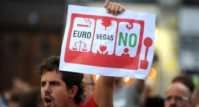 """Eurovegas dicta ya las leyes"""