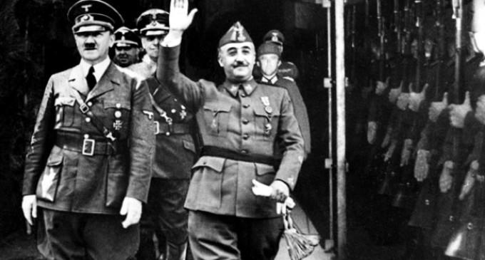 """""""Franco era más nazi que fascista"""""""