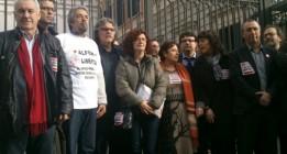 """Varios diputados piden a Fernández Díaz la """"liberación inmediata"""" de Alfon"""