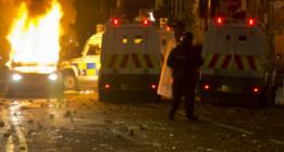La violencia rebrota en el Norte de Irlanda
