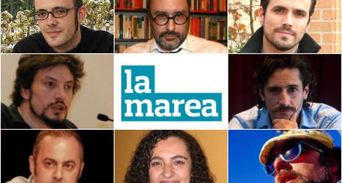 Las razones de los columnistas del primer número de La Marea