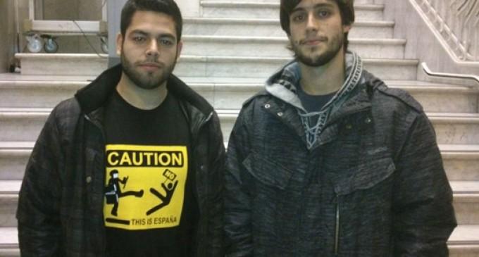 Los delegados de los estudiantes, indignados por el plantón de Wert