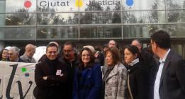 Mónica Oltra, en el banquillo por defender El Cabanyal