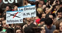 """Cifuentes considera """"delincuencia"""" la actividad del 15-M en Lavapiés"""