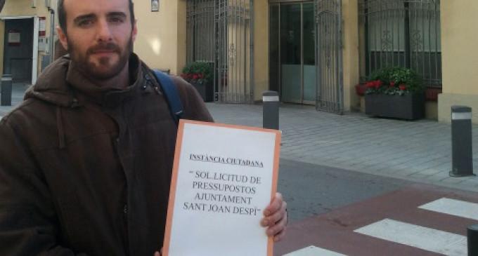 Una iniciativa comprueba el acceso limitado a las cuentas municipales