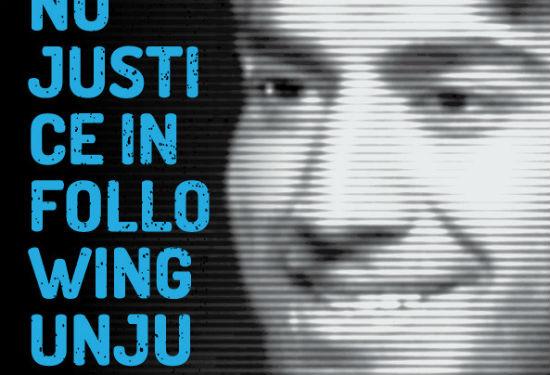 Detalle de uno de los carteles en memoria de Aaron Swartz que circulan por redes sociales.