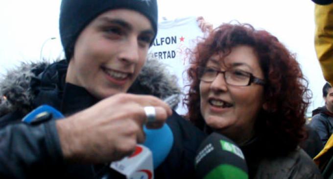 Alfon, libre: las últimas horas de una larga travesía en el FIES