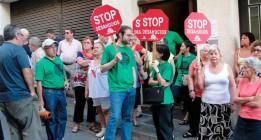 Premio de Derechos Humanos para la lucha contra los desahucios