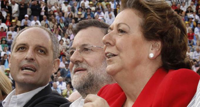 La oposición valenciana da por hecho la imputación de Camps y Barberá en el caso Nóos