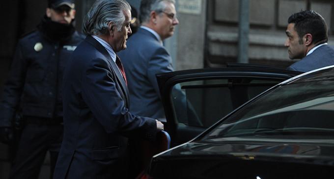 IU presentará una querella contra Bárcenas, Trillo, Acebes, Rato y Lapuerta