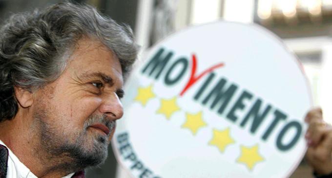 Italia: del rojo de la bandera al de la nariz de payaso