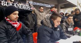"""Bukaneros denuncia una """"escalada represiva"""" contra los movimientos sociales en Vallecas"""