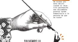 La campaña estatal contra la criminalización de la ayuda a los inmigrantes lanza su web