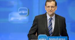 """Rajoy: """"No voy a dialogar nunca sobre la unidad de España"""""""