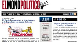 El Mono Político salta a la web