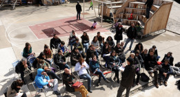 La universidad madrileña vuelve a sacar sus aulas a las plazas