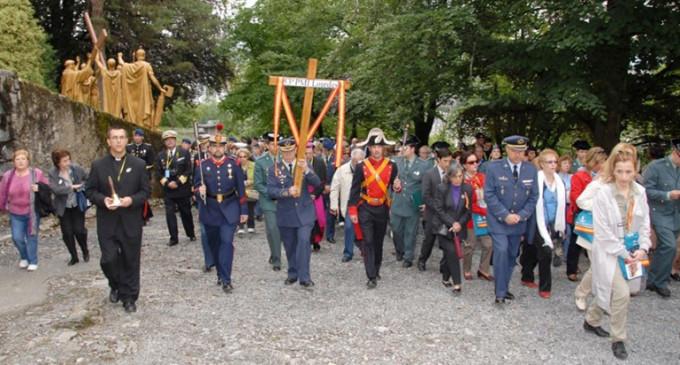 Defensa pagará la peregrinación de militares y guardias civiles a Lourdes