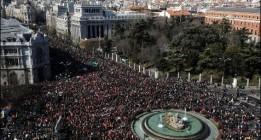 La Cumbre Social convoca más de 60 marchas el 10-M contra el paro