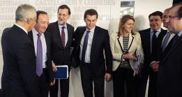 Los barones del PP le mueven la manta a Rajoy